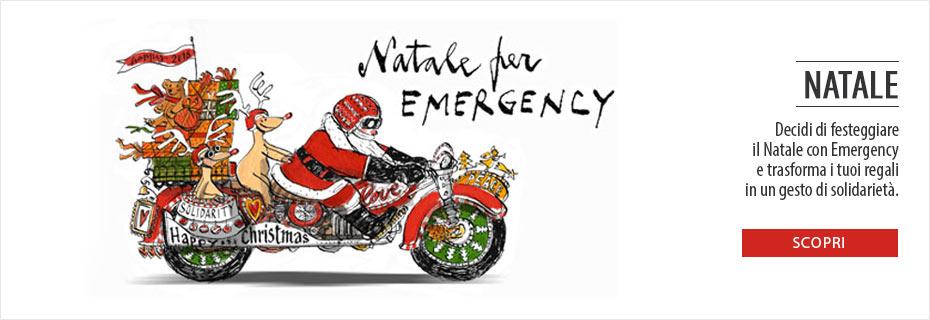 Emergency Regali Di Natale.Riaprono Gli Spazi Natale Di Emergency